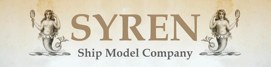 SyrenShipModelCompany.com
